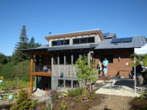 Portland Green Home