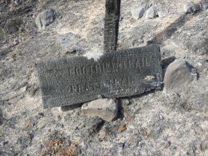 Ojai Thomas Fire