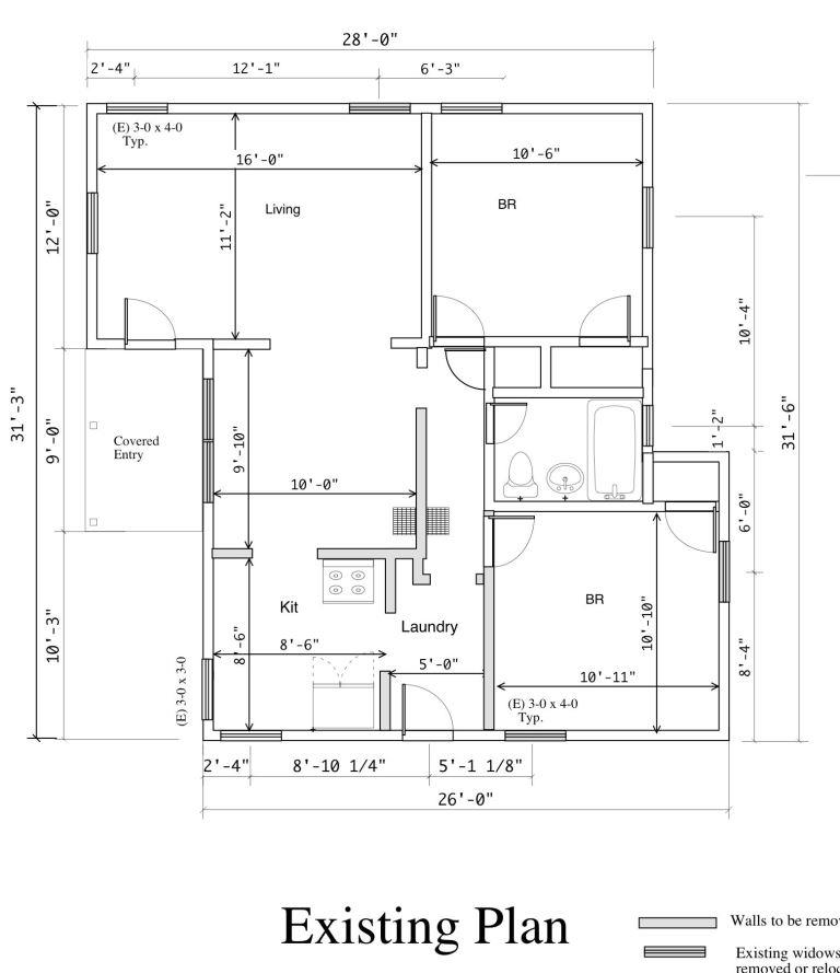 Bungalow_Remodel_exisiting_plan